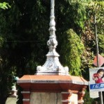 Anjuvilakku (5 Headed Lamp)